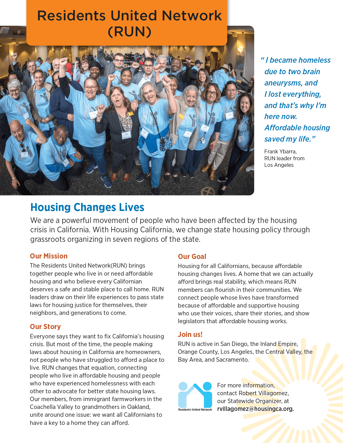 Residents United Network Housing Changes Lives screenshot of page from PDF