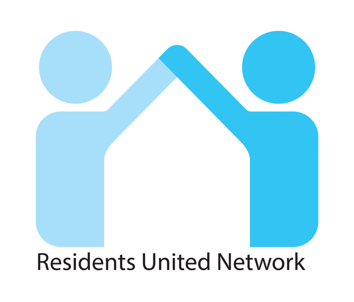 Residents United Network logo