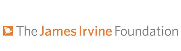 James Irivine Foundation logo