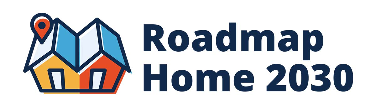 Roadmap Home 2030 logo