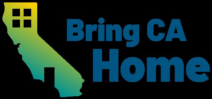 Bring CA Home logo