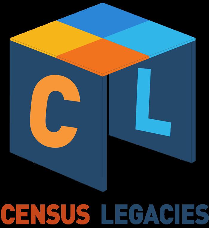 Census Legacies logo